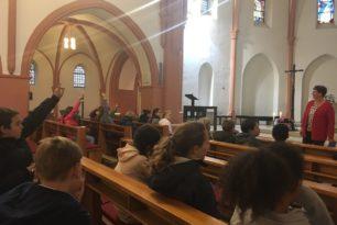 Kirchen vor Ort erleben
