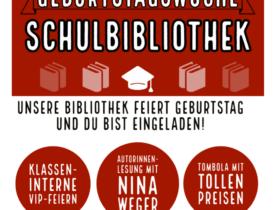 Eröffnung unserer Schulbibliothek