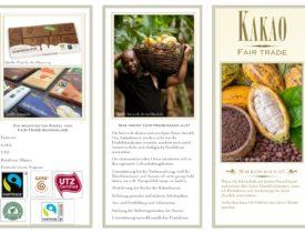 Kakao aus fairem Handel: So geht's!