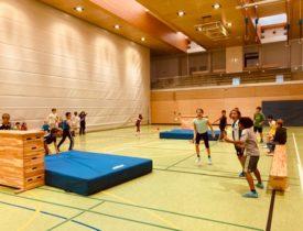 Sport – Limmer in Aktion