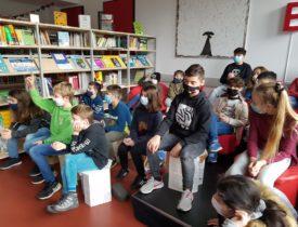 5. Jahrgang: Einführung in die Bücherwelt der Schule
