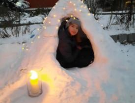 Iglus, Schneemänner & Co