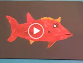 Fische lernen sprechen