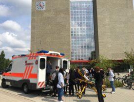 Rettungswagen zum Anschauen