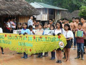 Erste digitale Begegnungen mit unserer Partnerschule in Ecuador